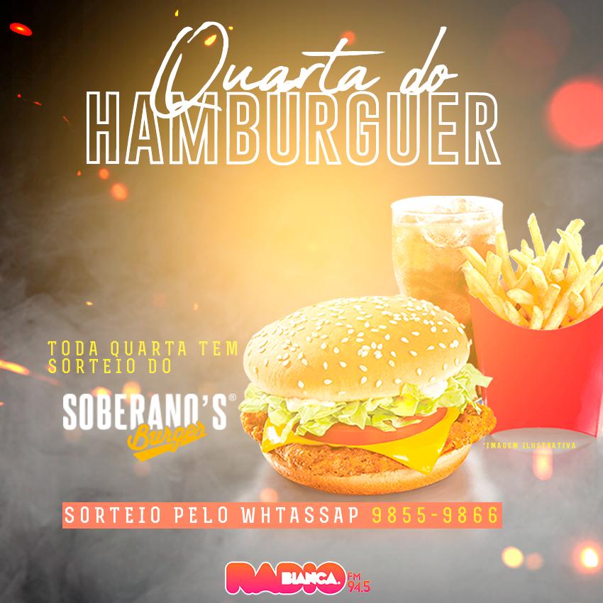 Quarta do Hambúrguer