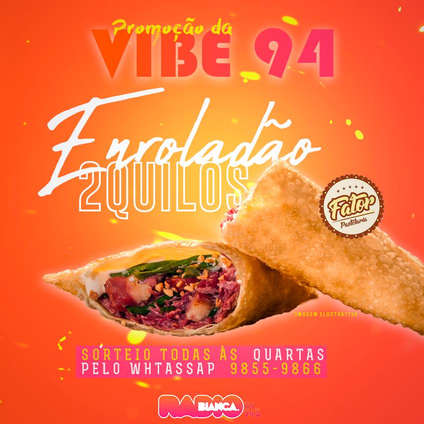 Promoção Vibe 94