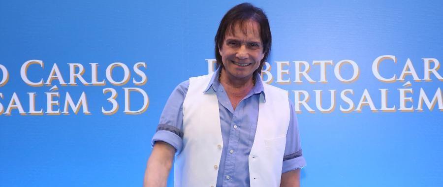 Globo reprisará show de 2011 em especial de fim de ano de Roberto Carlos