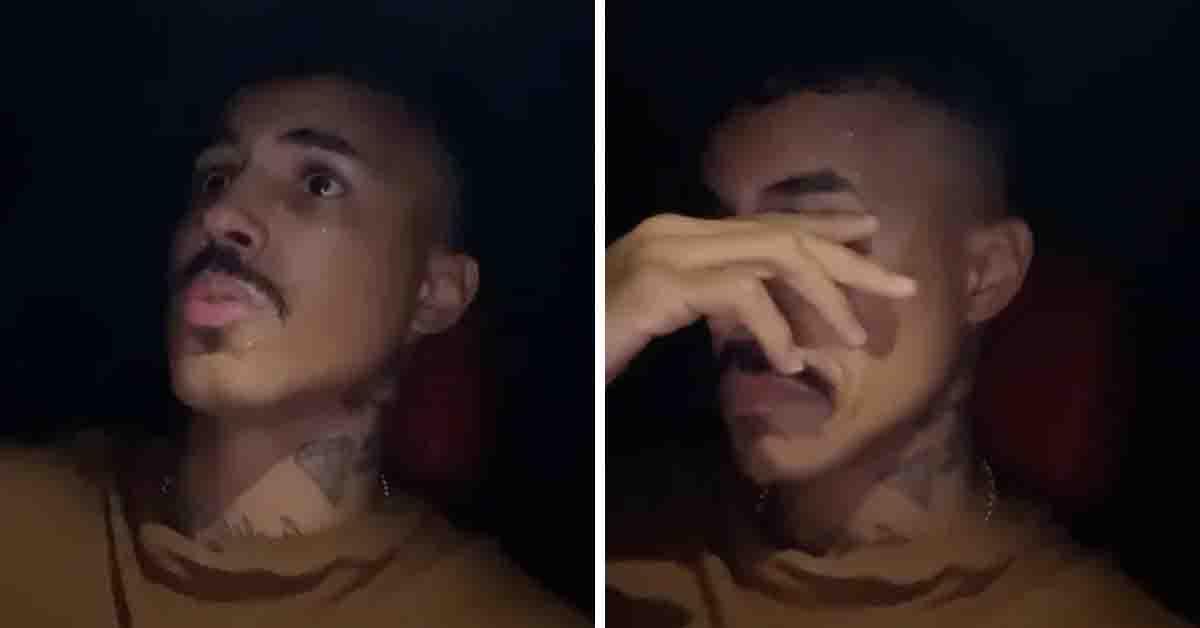 """Após pedido de ajuda nas redes, MC Livinho tranquila fãs: """"Foi um susto"""""""