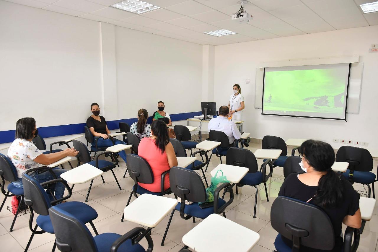 Assistidos pelos CRAS iniciam cursos de qualificação profissional