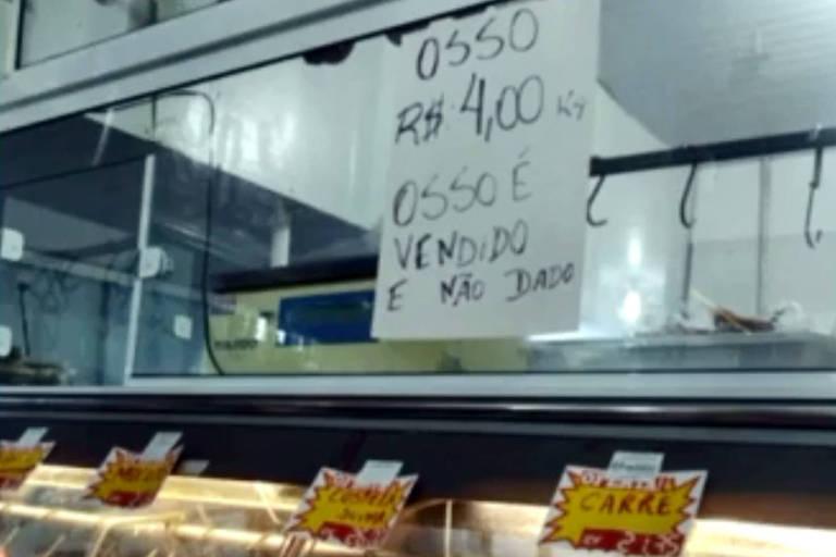 Procon de Umuarama recomenda que mercados e açougues parem de vender ossos de boi